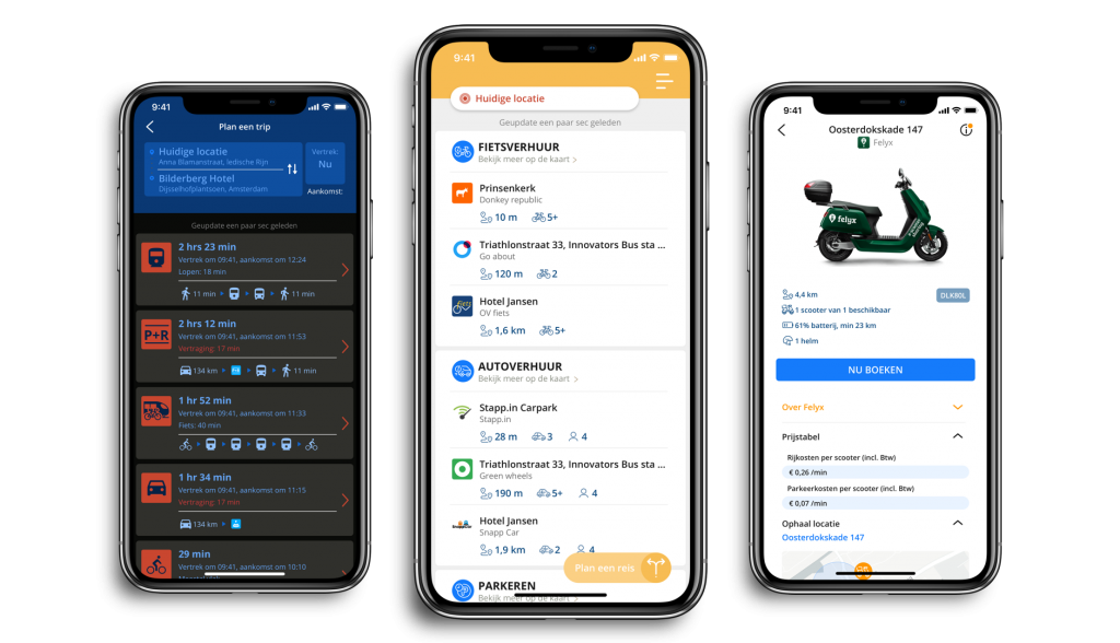 Create your own branded transport app