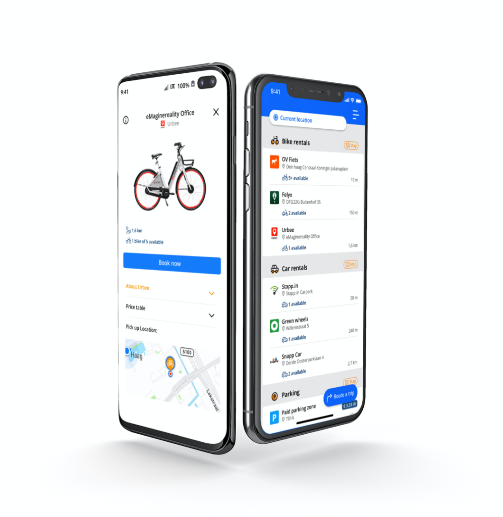 Gaiyo - one app for all your transport