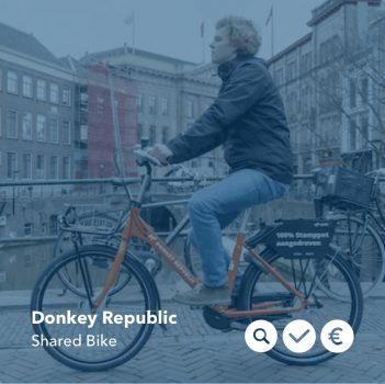 Travel with Gaiyo and_Donkey Republic