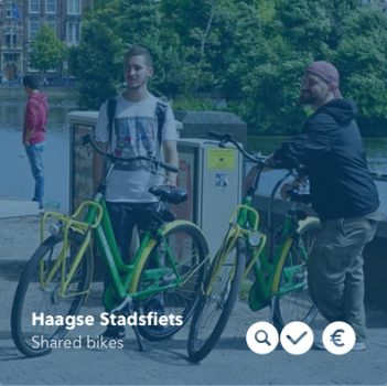 Travel with Gaiyo and_Haagse Stadsfiets